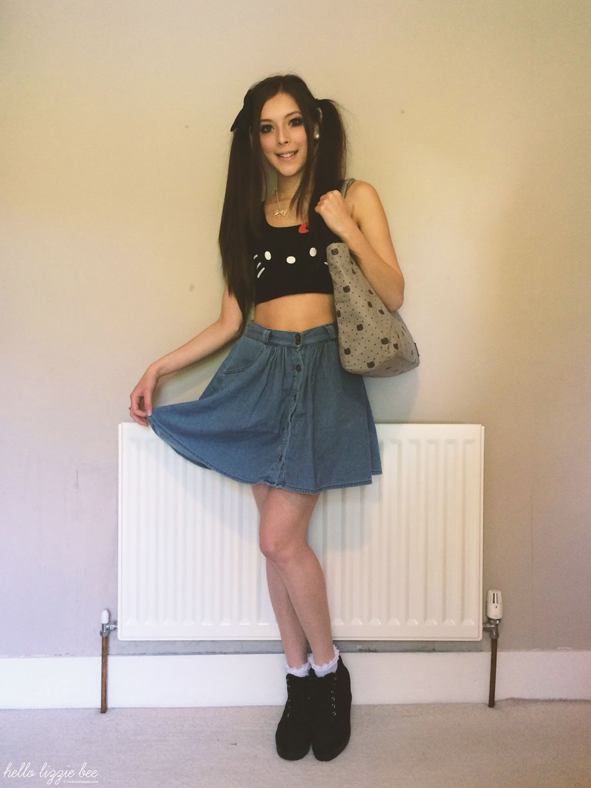 jfashion outfit, hello kitty outfit