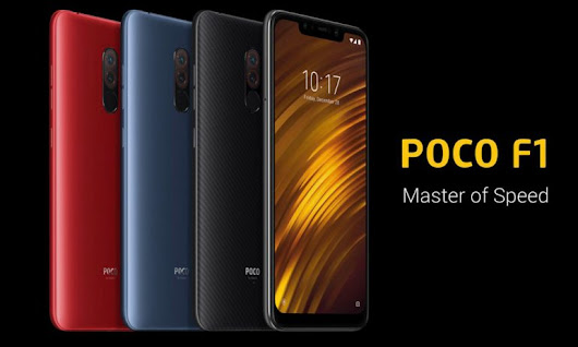 21 Facts About the New Xiaomi Poco F1
