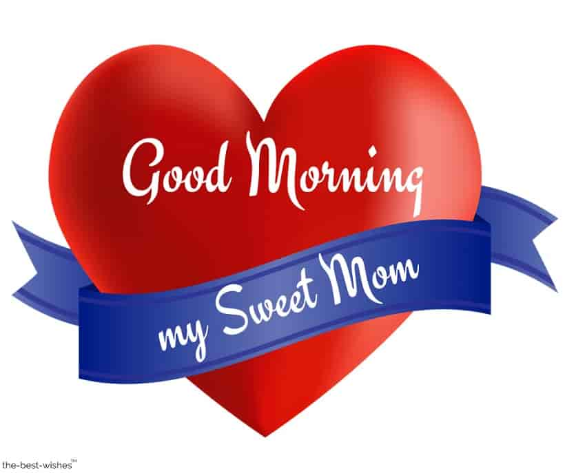 good morning greetings for mother