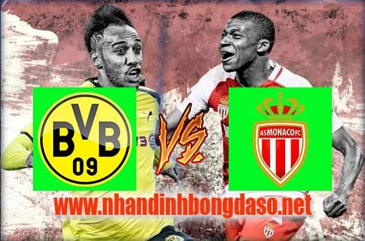 Nhận định Dortmund vs Monaco, 01h45 ngày 12-04