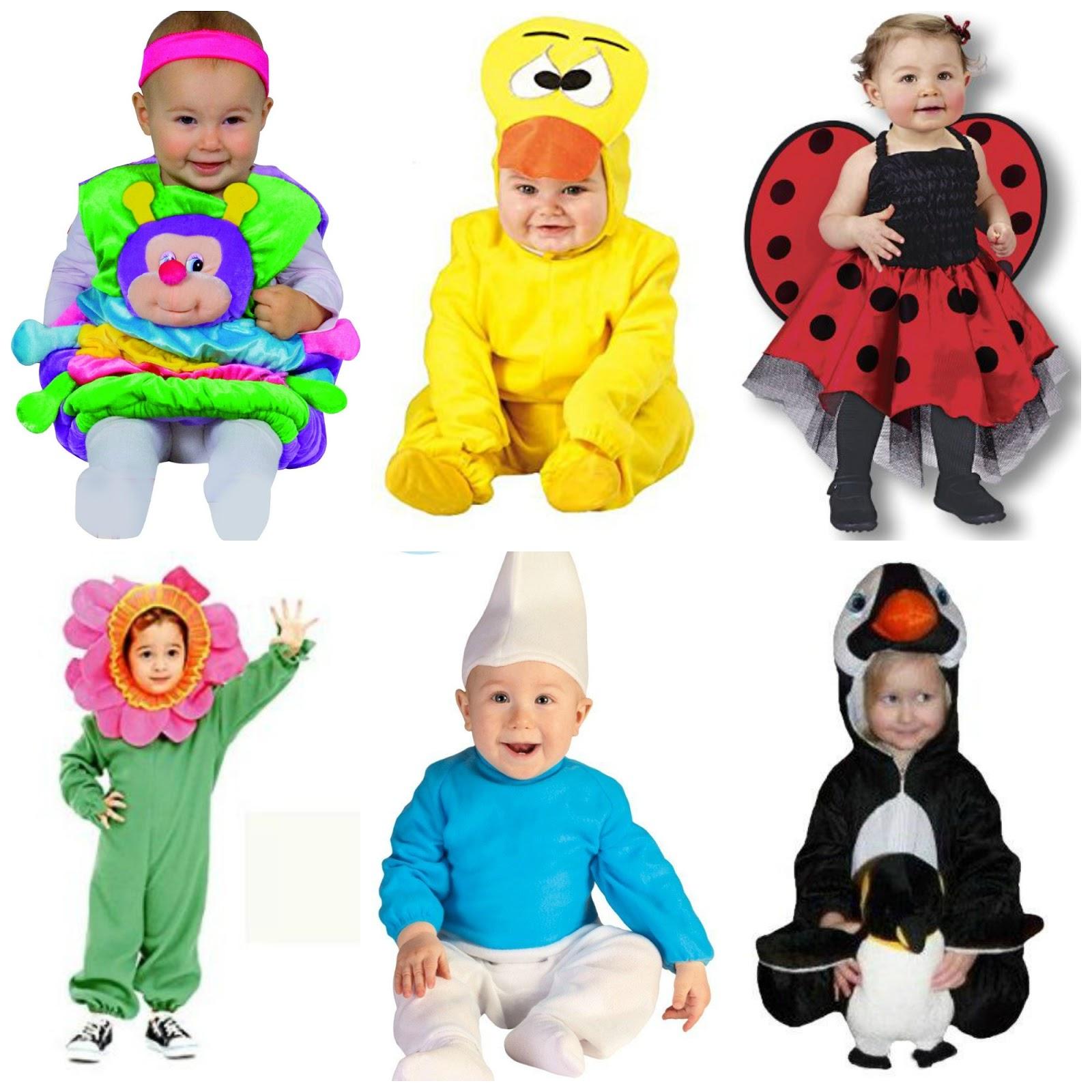 46881e49db44 12 Costumi di Carnevale fai da te e low cost per bambini piccoli e neonati
