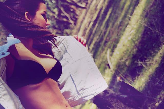 Откровенная сексуальность в фотографиях Fran Dominguez