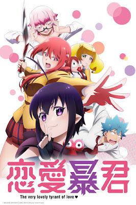Download OST Opening Ending Anime Renai Boukun Full Version