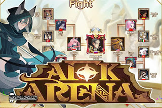 AFK Arena Mod Apk 1.15.08 Unlimited Money