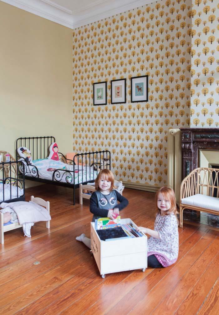 keltainen talo rannalla v ri modernia ja rustiikkia. Black Bedroom Furniture Sets. Home Design Ideas