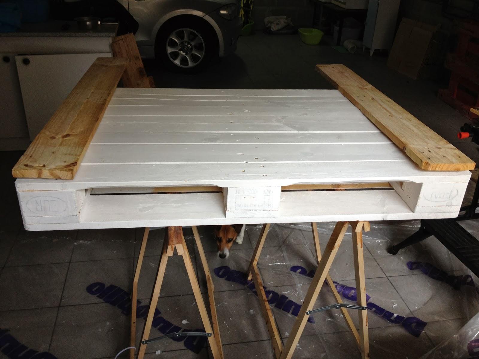 diy table basse avec palette. Black Bedroom Furniture Sets. Home Design Ideas