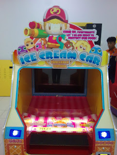Perbaikan game Ice Cream  : LCD monitor mati