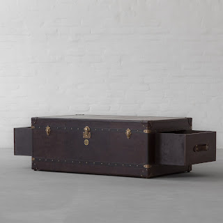 GULMOHARLANE.COM INTRODUCES LEATHER TRUNK COLLECTION