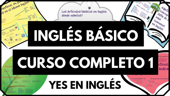 Igeek Curso De Inglés Completo 1 Inglés Desde Cero Nivel Básico Para Principiantes