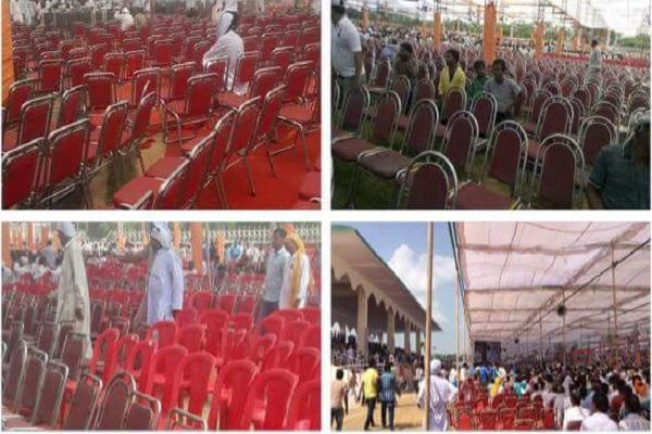 भाजपा की जींद रैली में भारी भीड़? भूपेंद्र हुड्डा की नींद उडी?