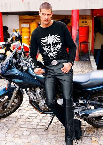 Looks Like Leather Leather Pants
