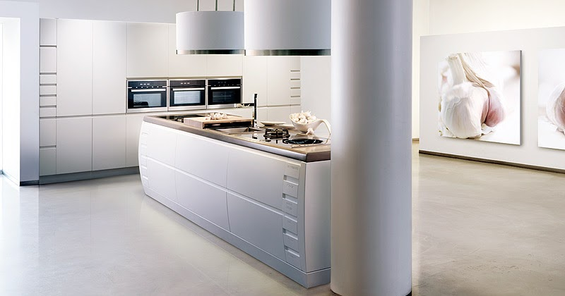 El color blanco en la cocina simple y elegante cocinas for Color credence cocina blanca