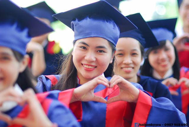Kỷ yếu lớp Thư Viện 6 - Đại học Văn Hóa TPHCM