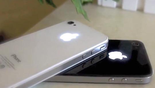 Así puedes encender el logo de tu iPhone, como el de MacBook