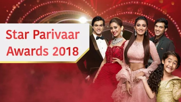 Star Parivaar Awards Show 2018 | HDTVRip 480p & 720p  | 4th November 2018