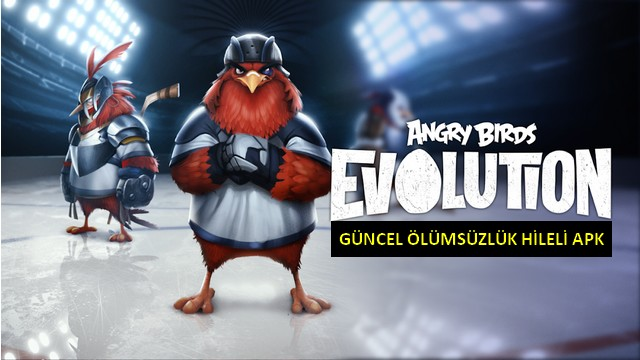 angry birds evolution hile