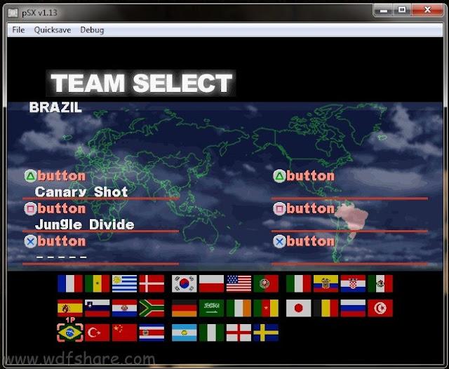 Super Shoot Soccer Tanpa ISO