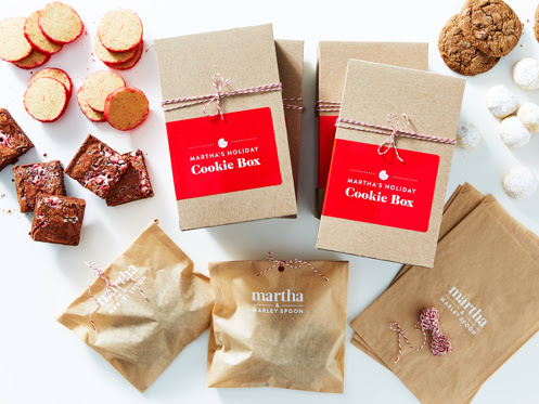 Let Martha Stewart Do The Measuring With Christmas Cookie Boxes Sent Straight To Your Door! #MBPHGG17