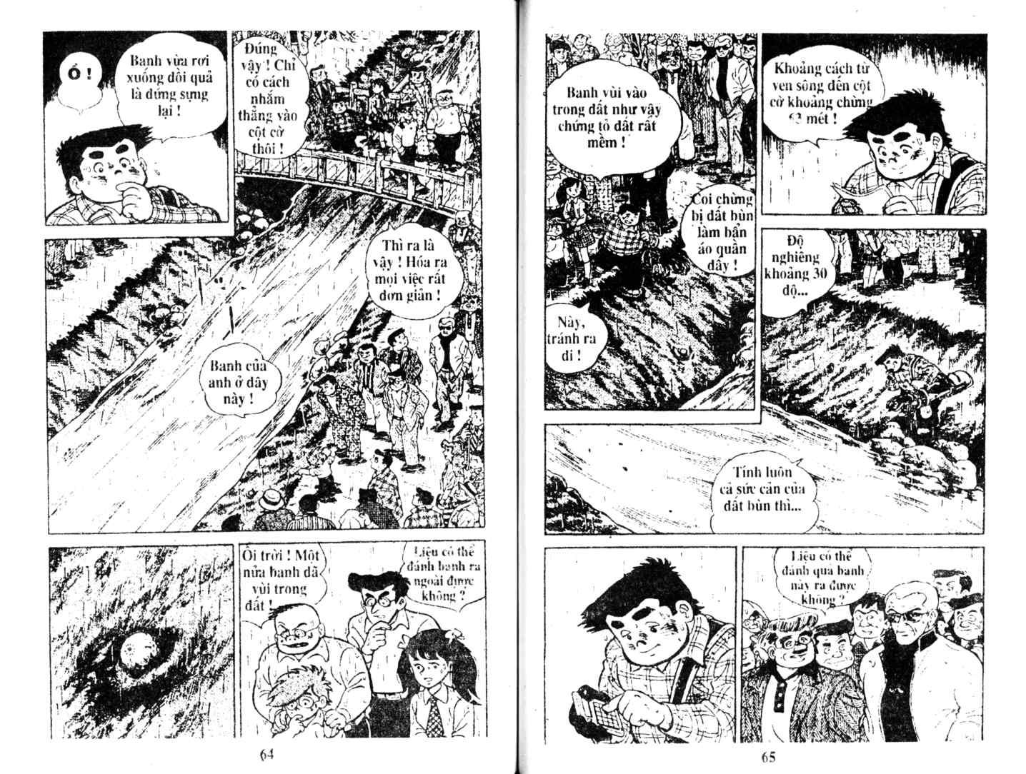 Ashita Tenki ni Naare chapter 9 trang 31