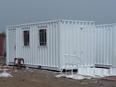 container modif