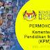 Jawatan Kosong di Kementerian Pendidikan Malaysia (KPM) - 26 November 2018