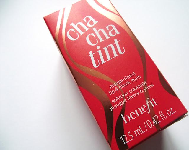 Benefit Cha Cha Tint