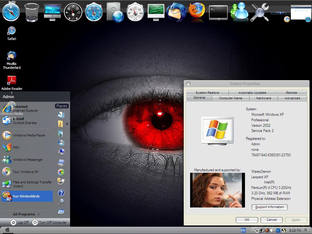 Iso Edition Center Media Xp Windows