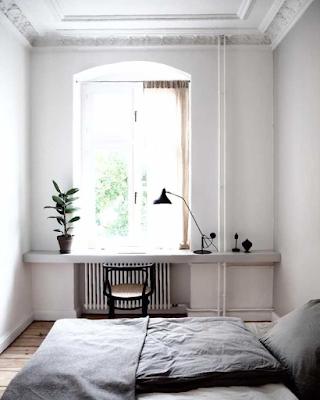 dekorasi kamar tidur kecil modern terbaru