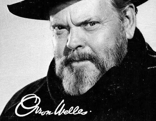 THE GREAT ORSON WELLES