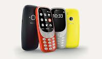 2017 Yeni Nokia 3310 Efsanesi Karşınızda