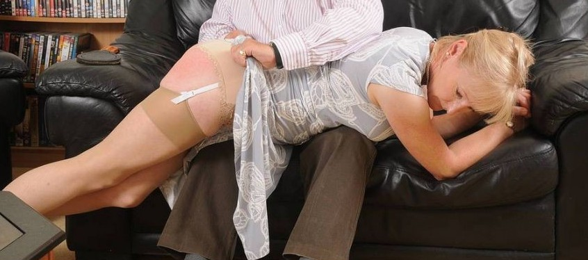 Pants down spankings apologise