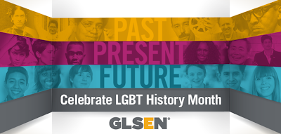 October is LGBT History Month!