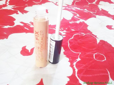 Makeup Revolution Liquid Concealer Review