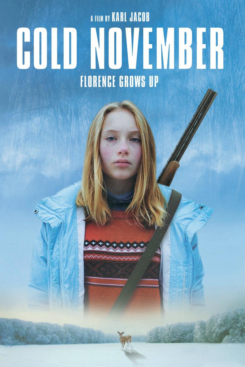 cold november film poster