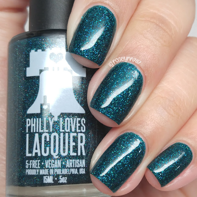 Philly Loves Lacquer - Eighty6