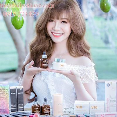 Da trắng lung linh đón tết bằng sự thần kì của mỹ phẩm SKINAZ Hàn Quốc