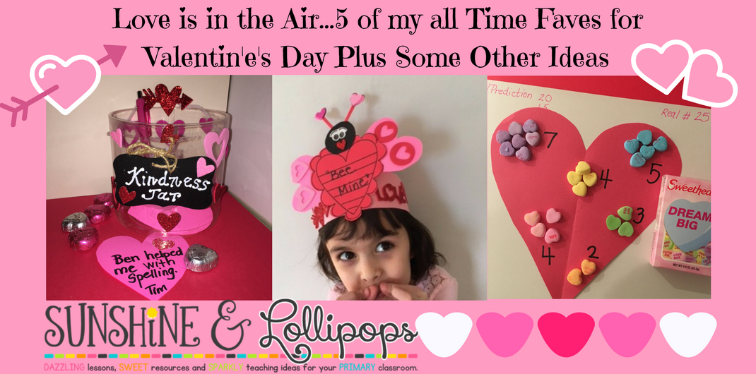 Are you looking for some quick, easy and fun Valentine's Day activities and ideas for Pre-K, Kindergarten, First or Second Grade...Did I hear a
