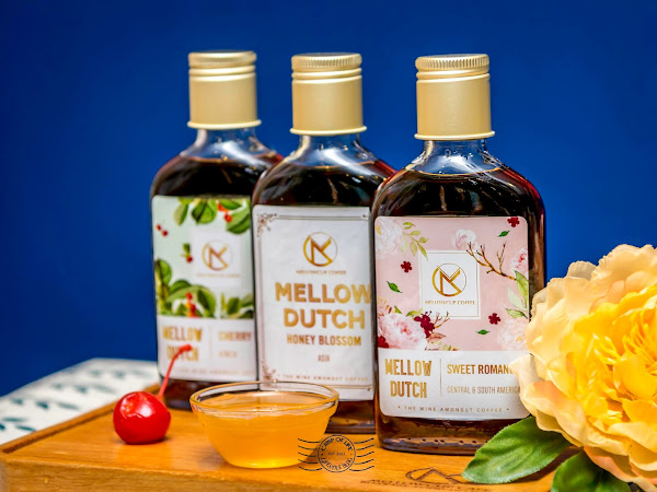 Mellow Dutch - Mellowcup New Ice Drip Coffee