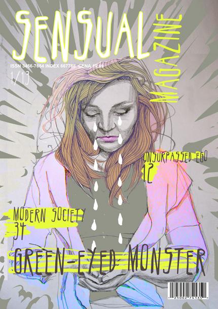 ilustracja prasowa urbaniak okładki projekty graficzne propositions projects of cover magazines illustration