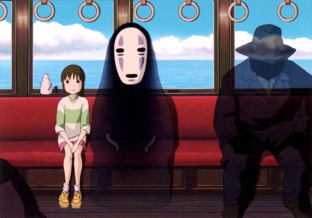 1 Spirited Away Film Anime Terbaik Sepanjang Masa