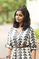 Swathi Reddy Looks super cute at London Babulu theatrical trailer launch ~  Exclusive 017.JPG