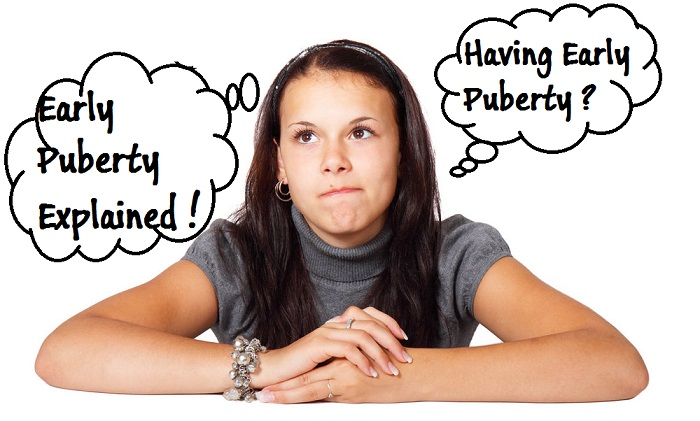 Phrase apologise, early age onset puberty exposure mature Unfortunately!