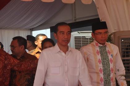 Heboh TGB Dukung Jokowi 2 Periode, Adakah Kaitannya dengan Diperiksa KPK?