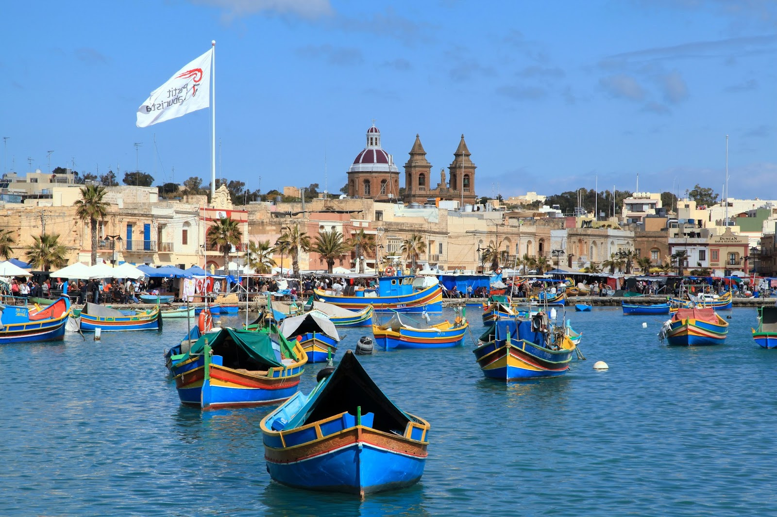 Travel Adventures in Malta images wallpaper
