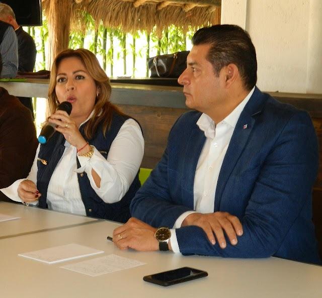 No hay favorito en Puebla: Armenta