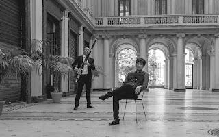 AN ITALIAN TALE: ANTONINO CICERO E LUCIANO TROJA PER ALMENDRA MUSIC