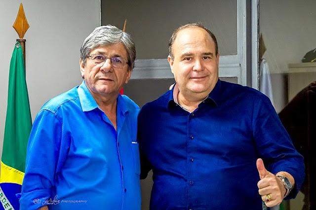 ELEIÇÕES 2018  Maurílio Viana recebe apoio  do vice-prefeito de Londrina