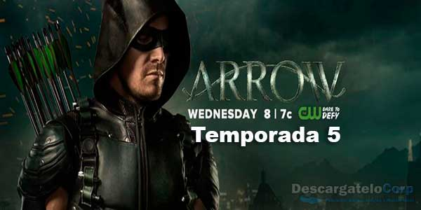 Arrow Temporada 5 HD Español Latino