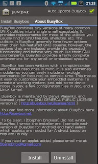 Download BusyBox Pro v28 APK Terbaru
