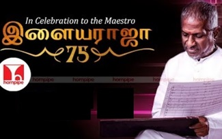 A Tribute to Maestro Ilaiyaraja | Best 75 songs | Hornpipe Songs